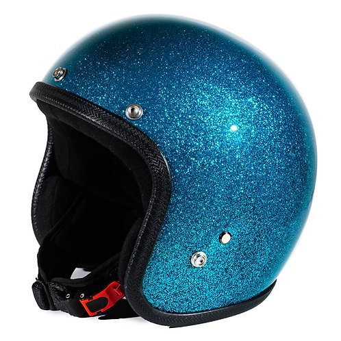 70's Metalflake - Turquoise