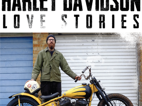 Check out the great feature that Harley Davidson did on fellow Fortyfivers Member, Luke Kempton