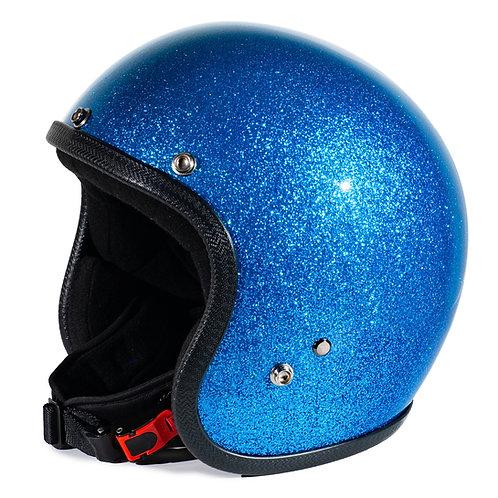 70's Metalflake - Light Blue