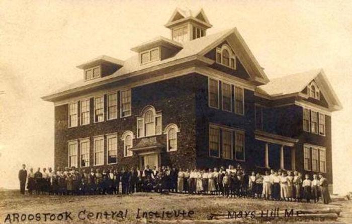 Aroostook Central Institute Mars Hill, Maine