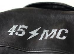 Hexan Motorworks x Fortyfivers Leather Motorcycle Jacket 02