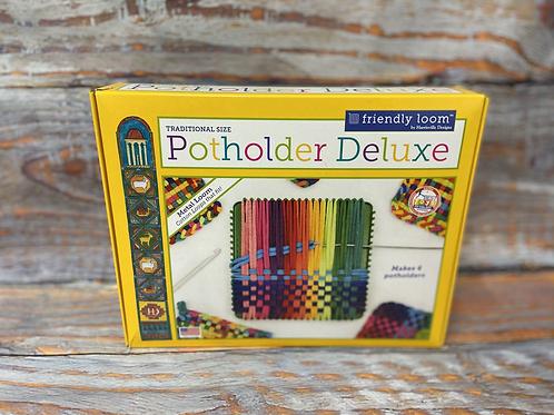 "7"" Potholder Loom Deluxe"