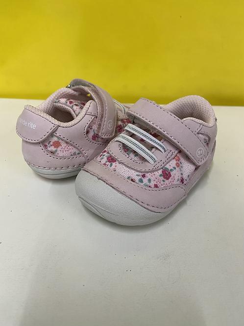 Stride Rite Jazzy First-Walker Sneaker