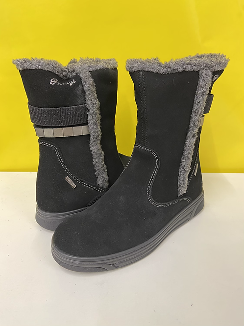 Primigi Ankle Boot with Faux Fur and Gore-tex