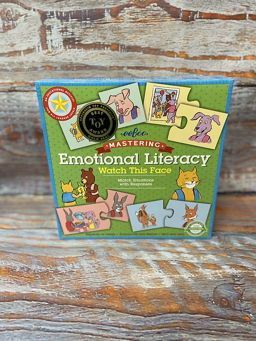 Emotional Literacy Puzzles