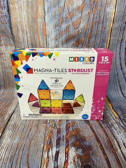 Magna-Tiles Stardust 15 pc. Set