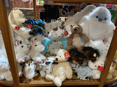 Stuffed Animal Varieties