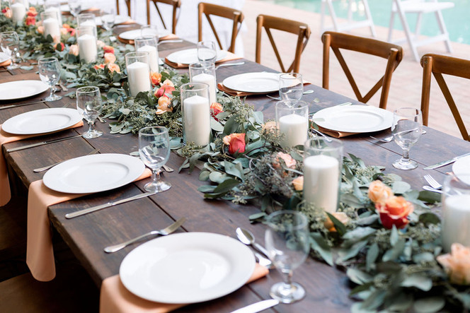 Table Florals