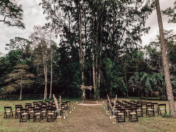Ceremony Rentals