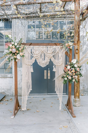 Macrame Backdrops