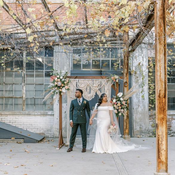 Wedding Archways + Backdrops