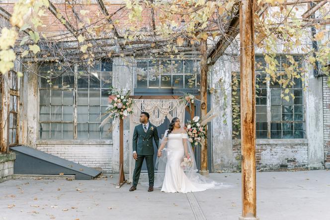 Wedding Archways + Macrame Backdrops