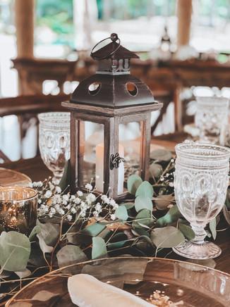 Table Decor + Florals