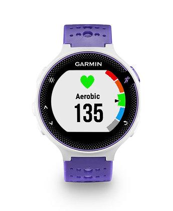 Montre Sport Garmin Forerunner® 235 Black & Grey