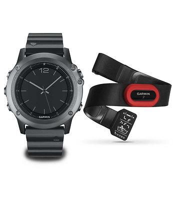 Montre Multisport avec GPS Garmin fēnix®3 SapphireHR