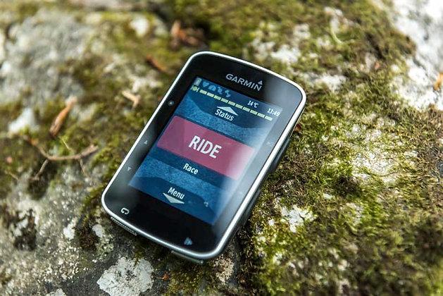 Edge® 520 Bundle - Compteur vélo avec Cardio fréquence mètre