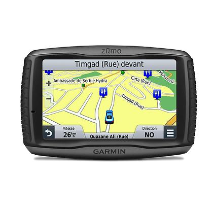 GPS Moto zūmo® 590 avec Carte Algérie