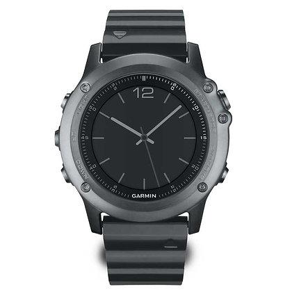Montre Multisport avec GPS Garmin fēnix®3 Sapphire