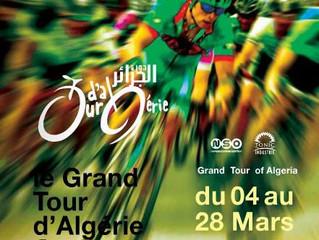 #Garmin sponsor et équipementier au Grand Tour d'Algérie de Cyclisme de l'équipe Nationale A