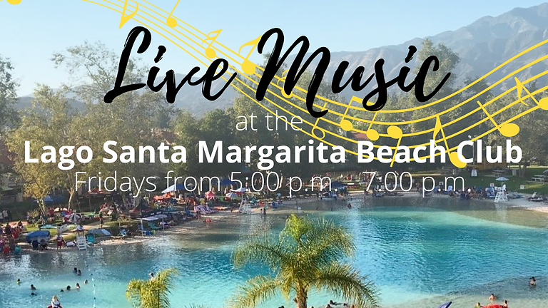 Live Music at the Lagoon