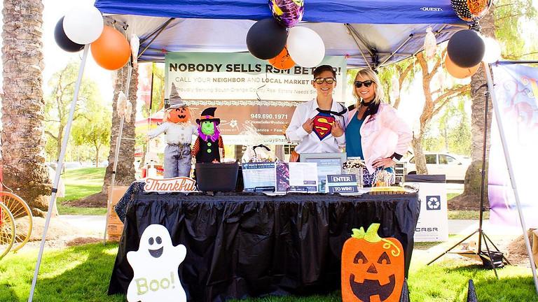 Halloween Community Booths
