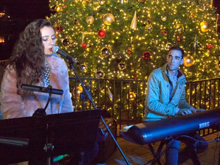 Event Highlights from Carols 'Round the Lake!