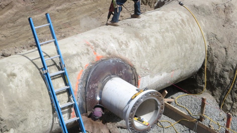 Metropolitan Water Pipeline Project