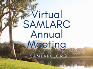 Virtual SAMLARC Annual Meeting