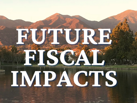 2021 Fiscal Impacts to SAMLARC: Overview