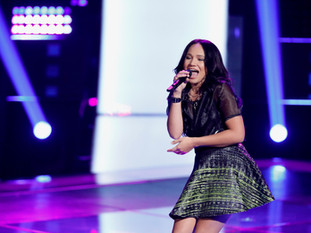 """Jamella Perkins: From """"The Voice"""" of SAMLARC to NBC's The Voice!"""