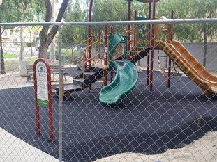 Current Safety Improvements at SAMLARC Playgrounds