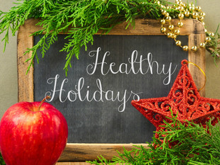 Health and Wellness: 5 Easy Tips to Lose Weight During the Holidays!