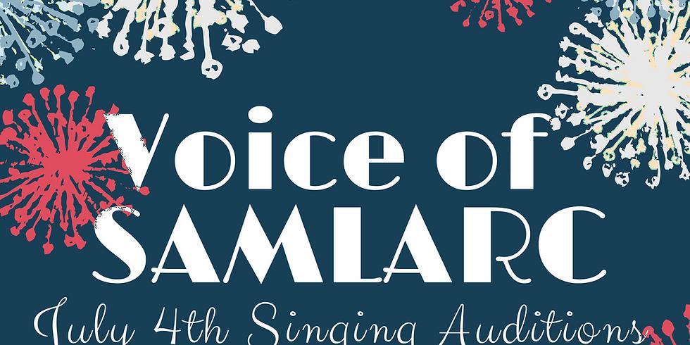 Virtual Voice of SAMLARC Singing Competition
