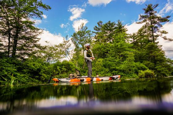 Kayak Angler Profile- Matt Charette