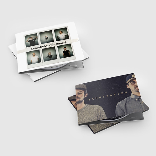 Coffret CD | Jahneration + Mic Sessions