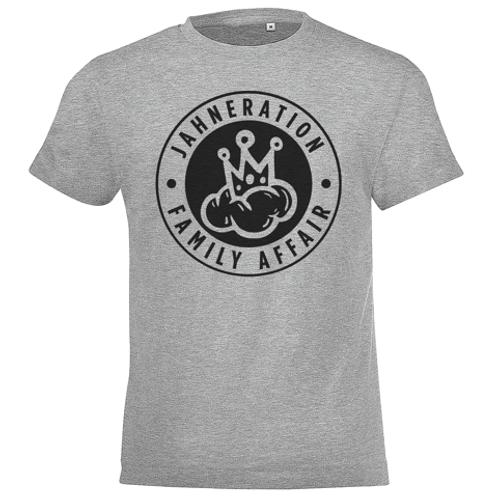 T-shirt Enfant   jahneration - family affair
