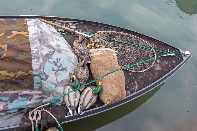 Decoy Ducks Hunting Equipment at Fishing