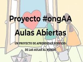 Proyecto Aulas Abiertas #ongAA