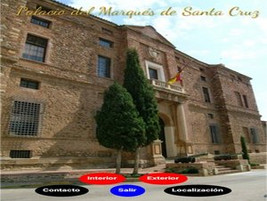 Guía virtual del Palacio del Marqués de Santa Cruz (Viso)