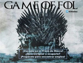 GAME OF FOL