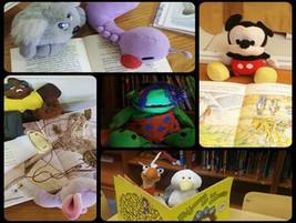 Fiesta de pijamas en la Biblioteca Telo