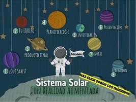 Proyecto ABP Sistema Solar