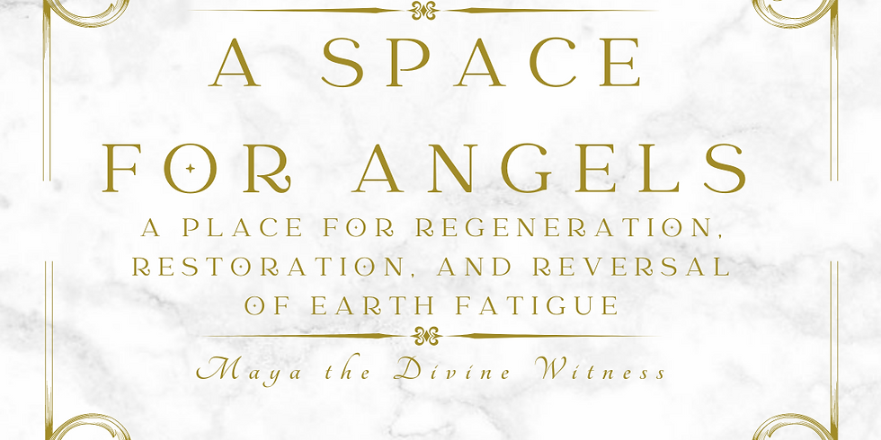 A Space for Angels