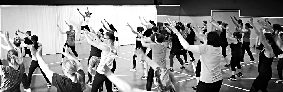 Never Stop Dancing Launch Class at Te Whaea: New Zealand School of Dance, 18 September 2016, Wellington