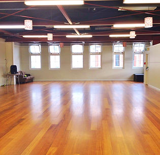 Never Stop Dancing classes at Thistle Hall, Wellington