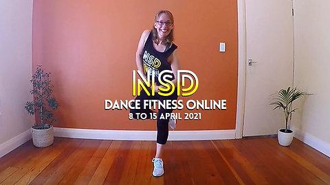 NSD Online class - 8 to 15 April 2021