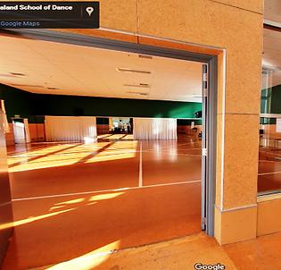 Te Whaea: NZ School of Dance in Wellington - a Never Stop Dancing class venue