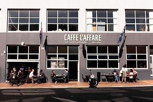Caffe L'Affare in Wellington