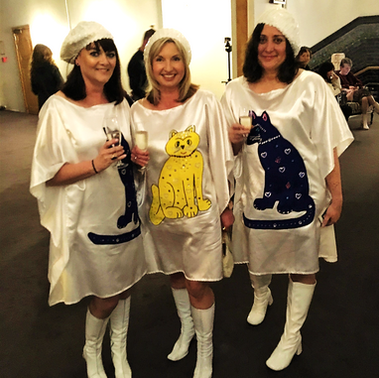 Amazing ABBA costumes