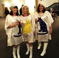 Amazing ABBA costumes